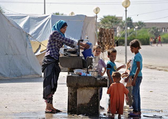 俄方將醫治為恐怖分子所傷的敘利亞兒童