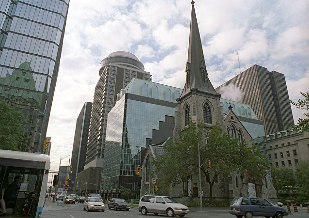 加拿大首都渥太华