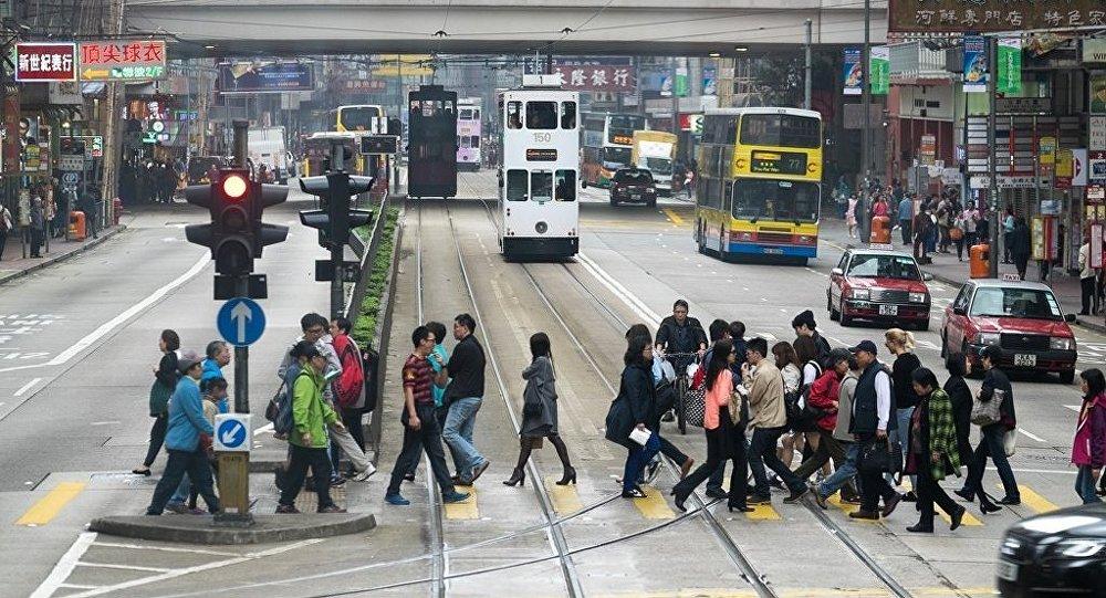 香港权力结构图