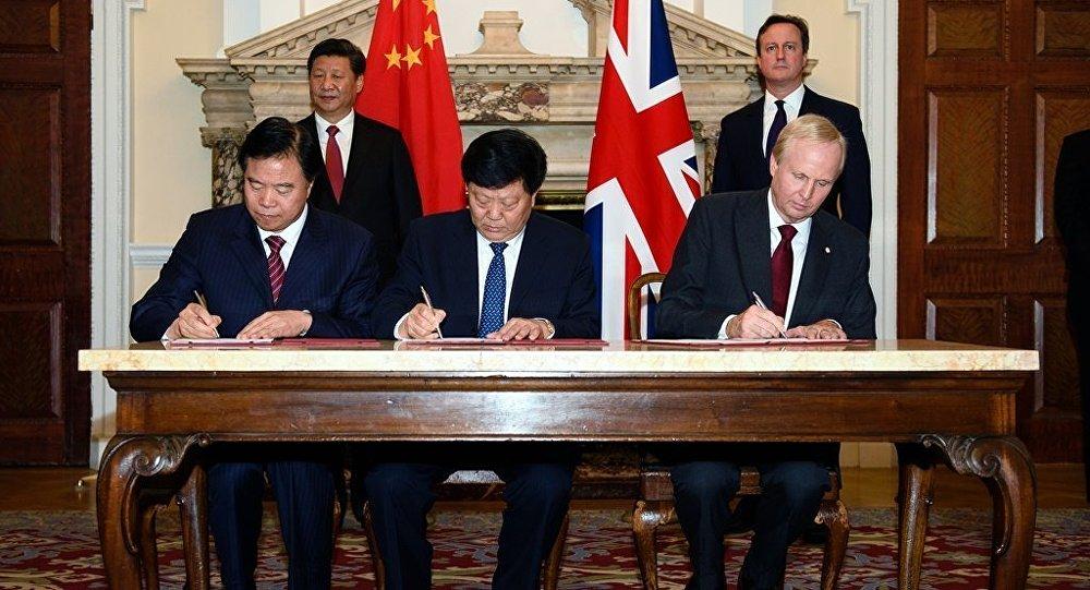 中石油与英国石油签署框架性战略合作协议