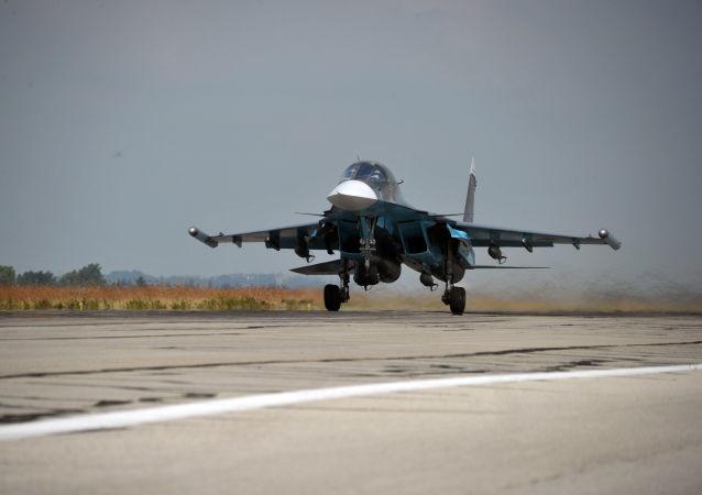 俄国防部等待美驻俄大使馆新闻秘书解释其有关俄在叙行动的言论
