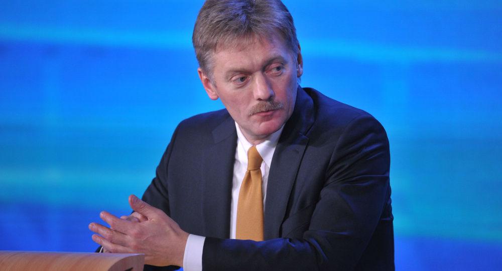 俄总统新闻秘书:直至有证据证明俄罗斯田径运动员服用兴奋剂 指控毫无根据