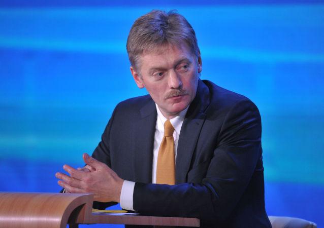佩斯科夫:在叙的主要任务是维护其政治和领土完整