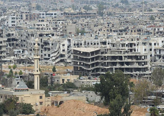 叙利亚反对派拒绝了莫斯科的合作建议