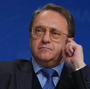 俄副外長:恐怖分子在敘妨礙禁化武組織專家進入杜馬鎮