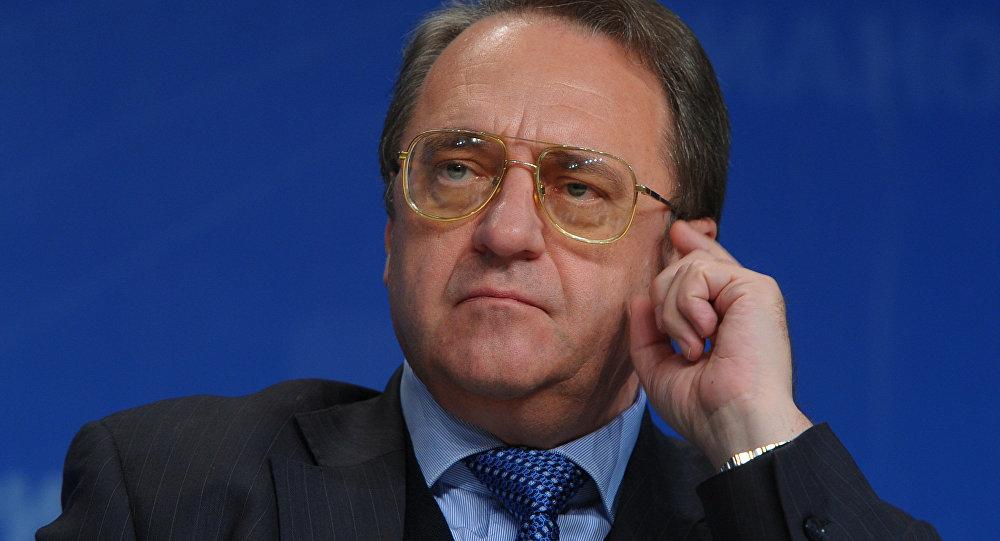 米哈伊尔·波格丹诺夫