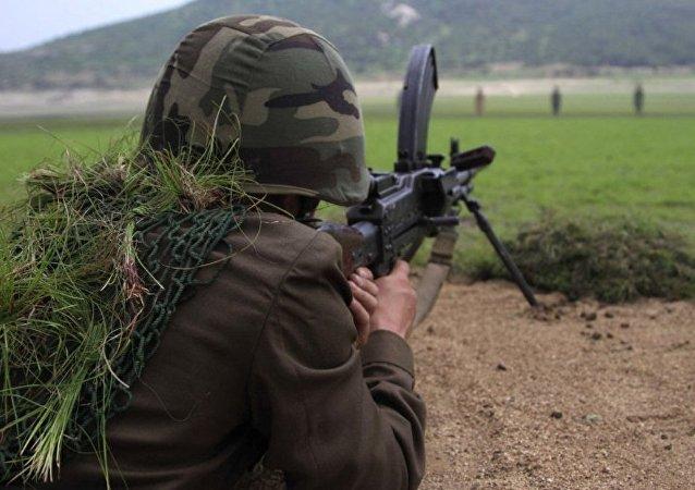韩国总统宣布增加军费开支