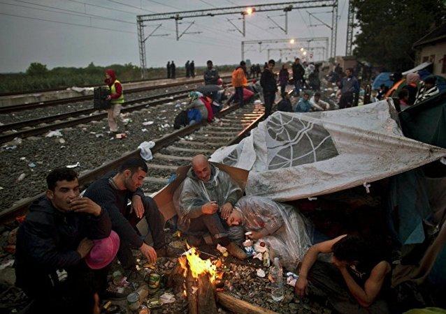 民调:多数欧洲人认为移民潮会加大欧盟国家发生恐袭事件的几率