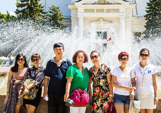 中国游客2017年境外消费达2580亿美元