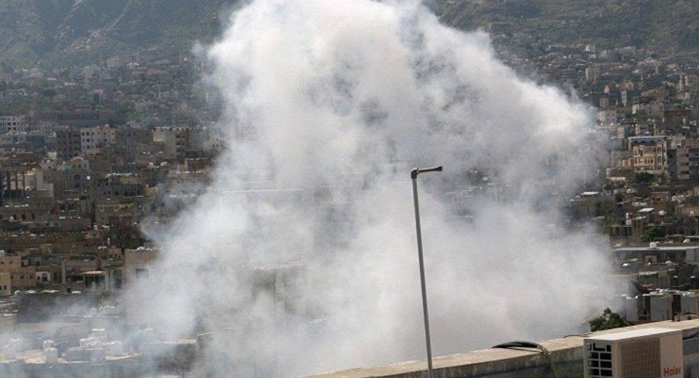 空袭, 也门/资料图片/