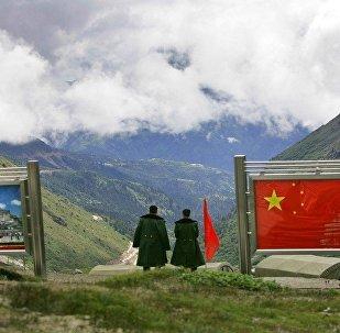 中國外交部:印度邊防部隊撤回中印邊界印方一側是中印開展對話的前提