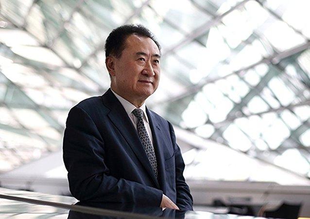 媒体:王健林再次领跑中国富豪榜