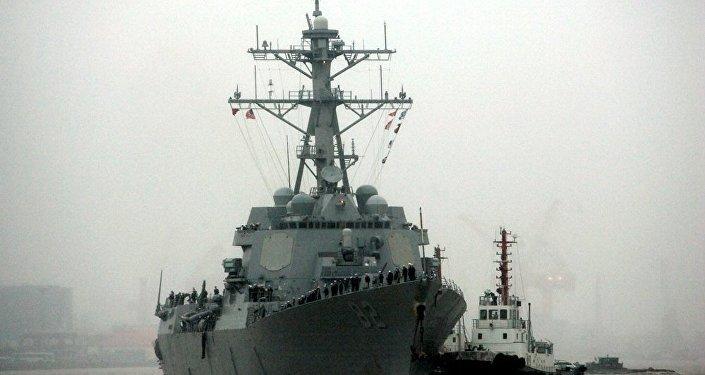 美军舰巡逻将加剧南海地区紧张