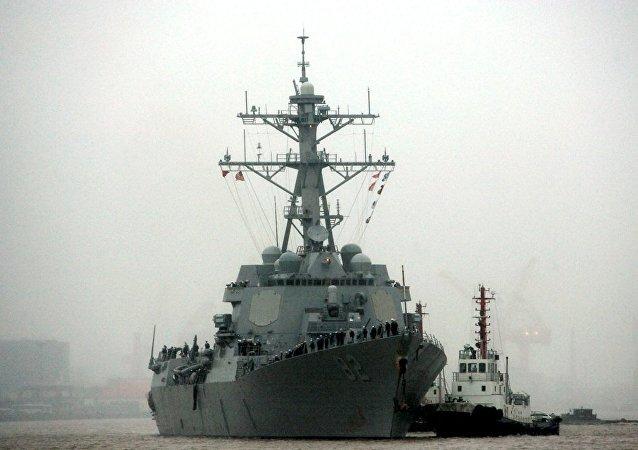澳媒:澳准航母舰队靠近南沙群岛,一度与中国海军发生对峙