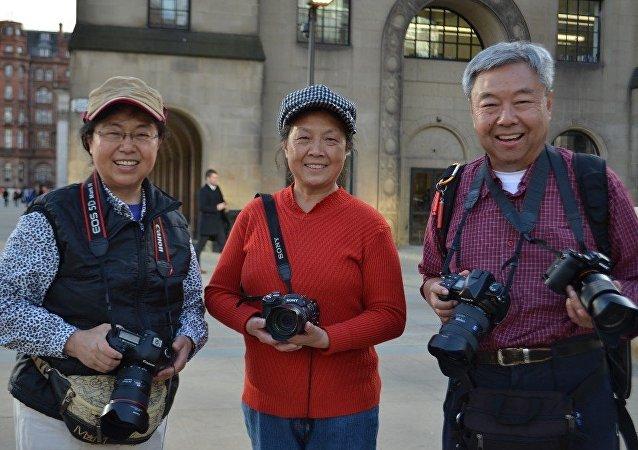 俄旅游署:2016年中国免签赴俄游客增加41%