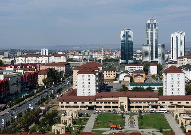 车臣开始格罗茨尼国际大学的建设工作