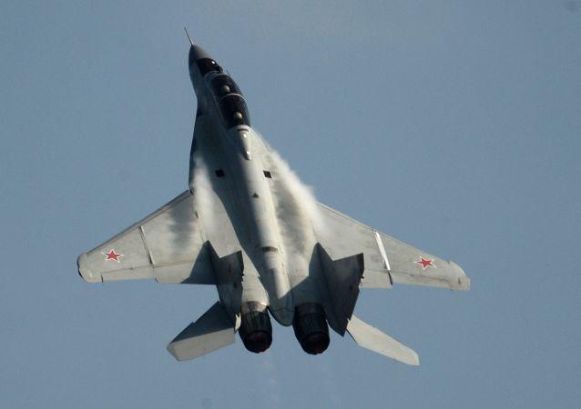 俄第四代歼击机米格-35