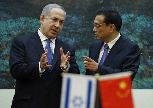 中国国务院总理:以色列在科技创新领域位居世界前列