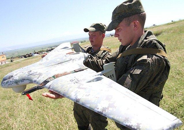 俄罗斯国防部:俄军拥有1900多架在役无人机