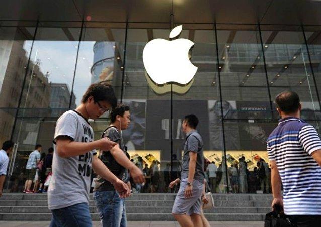 苹果公司中国销售部将开始通过支付宝接收付款