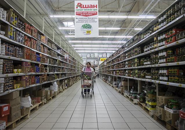 """和振伟:俄食品企业应借""""冰激凌外交""""的春风打开中国市场"""