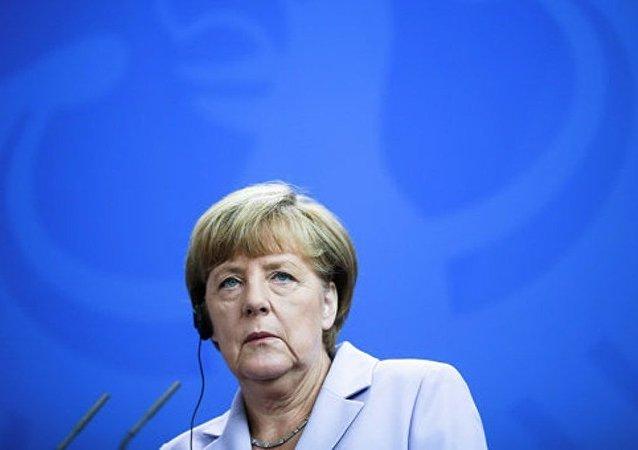 德国总理:英国退出欧盟内部市场将为贸易领域带来复杂局面