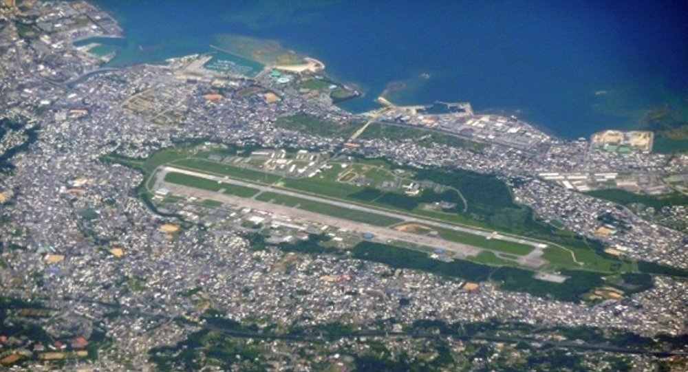 日内阁官房长官访问关岛 将讨论部分美军撤出冲绳问题