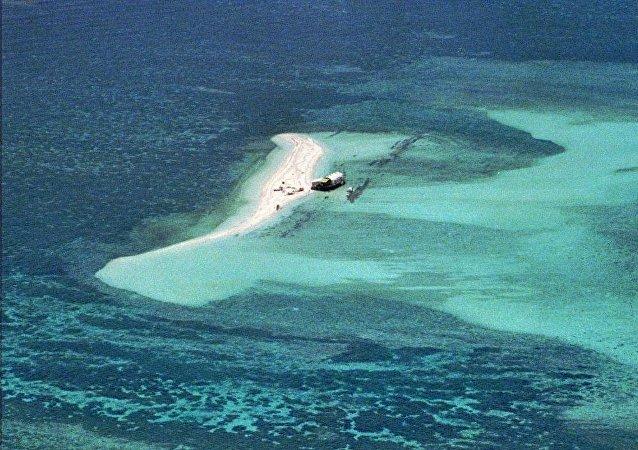 中国外交部:中方在南海建设灯塔对本地区商贸活动有利