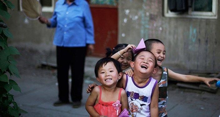 中国决定取消独生子女政策