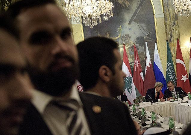 中国专家:维也纳会议应制定进程时间表 推进叙反对派与政府和谈