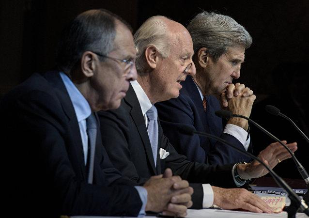 俄外交部:维也纳会谈将解决叙利亚问题进程推向新高度