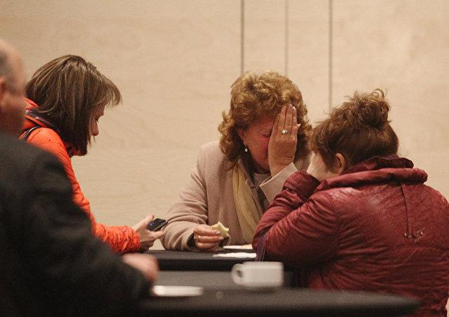 圣彼得堡正开展A320客机遇难者家属DNA样本采集工作