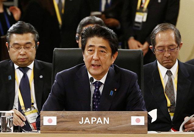 日本首相表示有必要加强与韩国和中国的合作