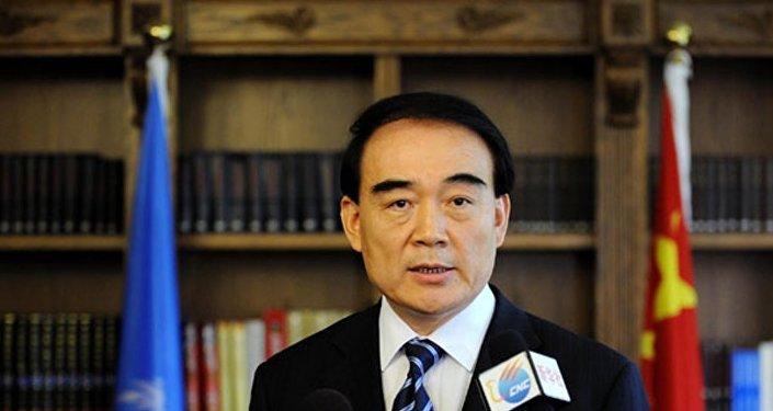中国副外长:中方愿与特朗普团队在达沃斯进行交流
