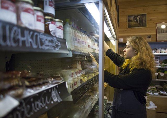 """俄出口中心:""""俄罗斯美食周""""上签订超700万美元的协议"""