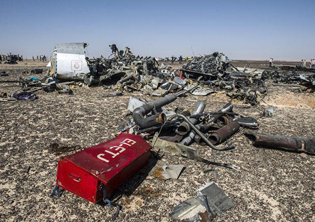 俄A321客机空难
