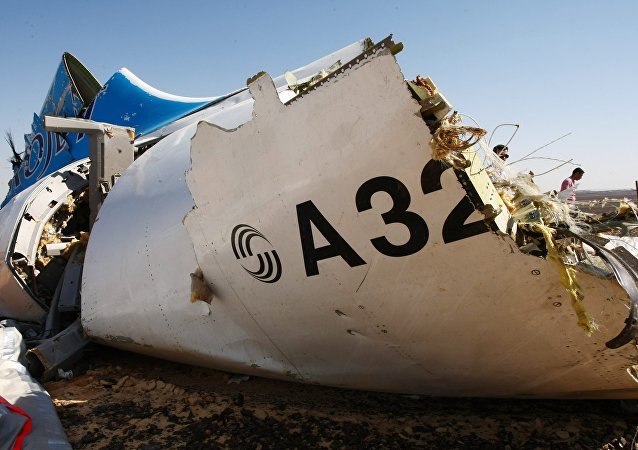 俄罗斯A321客机西奈空难