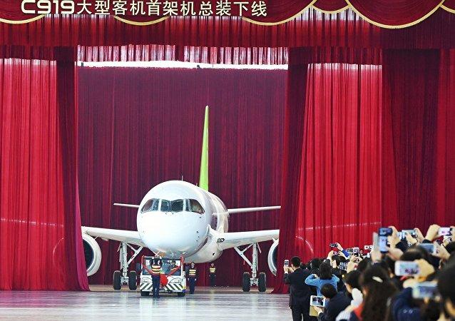 C919型客机