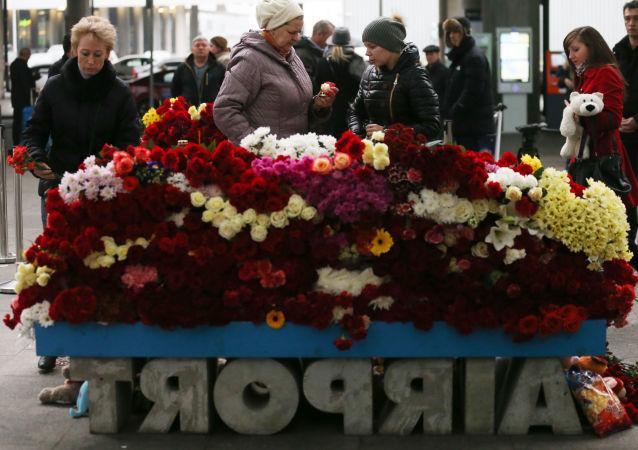 俄外交部通知外国伙伴 俄罗斯已开始搜索A321空难的参与者