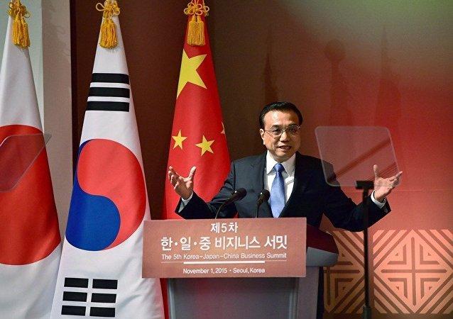 中日韩重启三边关系