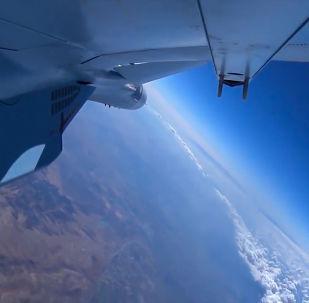俄羅斯與土耳其在阿勒頗省進行了反對伊斯蘭國組織的聯合空中行動