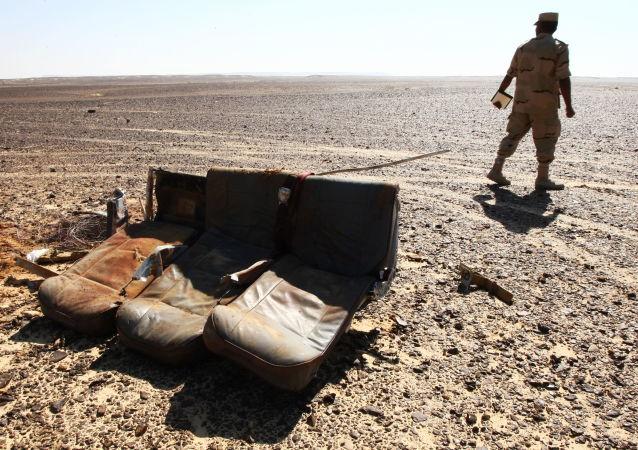 俄紧急情况部:今日未在A321客机空难现场发现遇难者遗体及其残块
