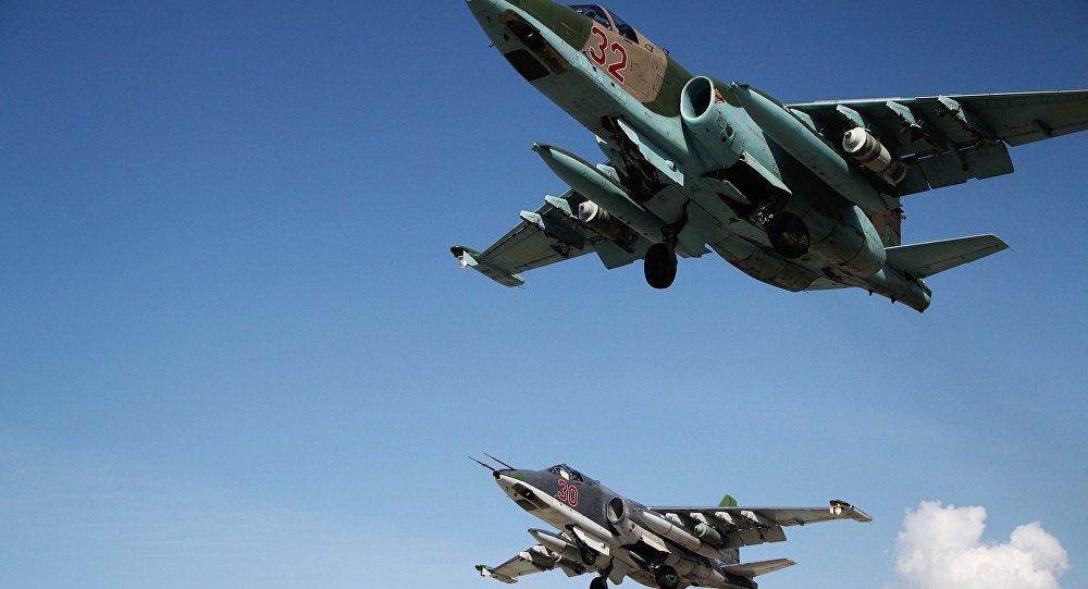 俄軍蘇-25