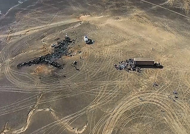 俄德法专家抵达俄A321客机失事地点开展调查
