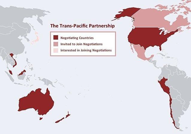 跨太平洋伙伴关系协定