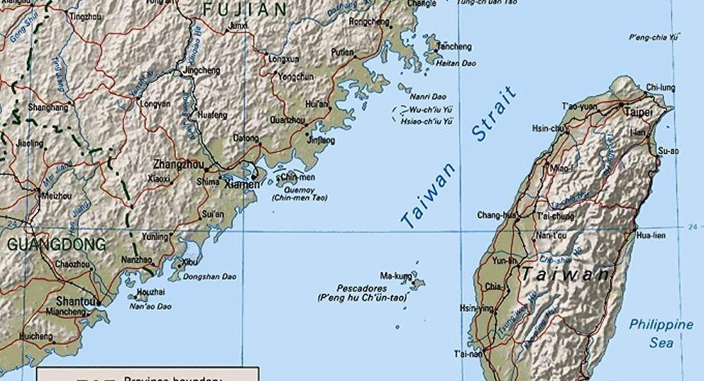 """上海官员:海峡两岸应该共同维护""""九二共识""""政治基础"""