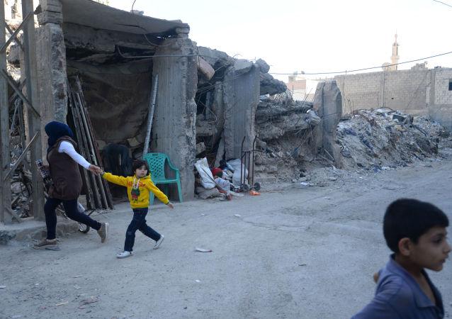 排名:大马士革被评为世界最不宜居城市