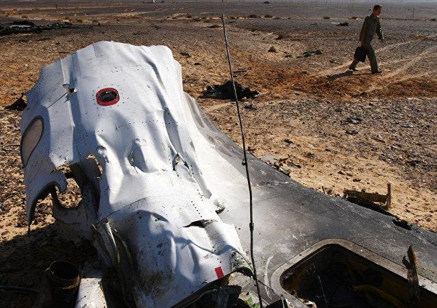 埃及等待美专家参加A321客机空难调查