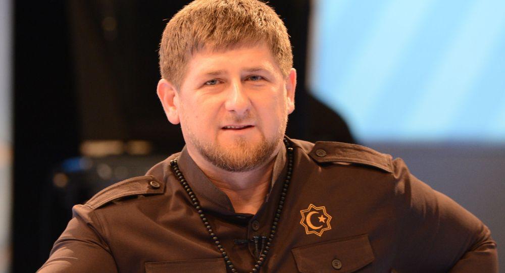 车臣共和国行政长官拉姆赞·卡德罗夫