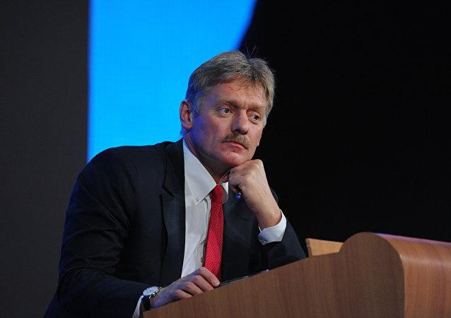 俄总统新闻秘书称《查理周刊》刊登A321客机空难事件漫画是不可接受的